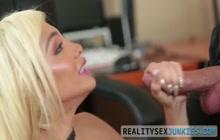 Teen pornstar sucking and riding