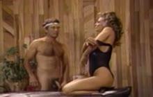 Vintage porno video