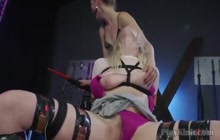 Kinky Lesbians in BDSM Porn